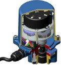 14  150x130 t series Fellbach Electric Actuators