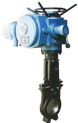 26  320x240 electric knife gate valve Fellbach Knife Gate Valves