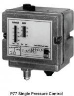58  150x240 p77 Johnson Controls Differential Pressure Switches